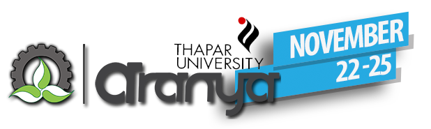 Aranya 2012 at Thapar University