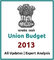Union Budget 2013 - Read Our Complete Coverage