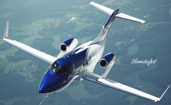 Honda Commercial Jets