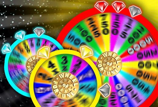 Wheel of Fortune - Image via igt.com