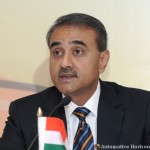 Praful Patel - Indian Heavy Industries Minister