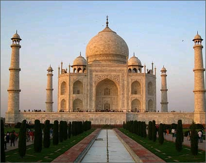 Taj Mahal - An Indian Innovation?