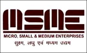 MSME Logo Micro Small Medium Enterprise