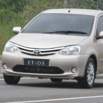 Toyota Etios as Luxury Cabs / Taxis