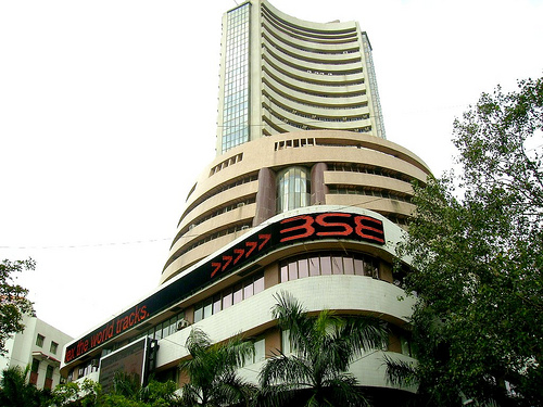India share market ends down, investors turn cautious « OpenMarkets in