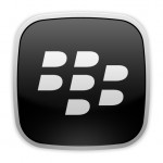 RIM BlackBerry Logo
