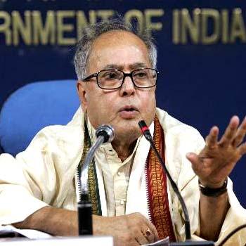 Pranab Mukherjee Budget