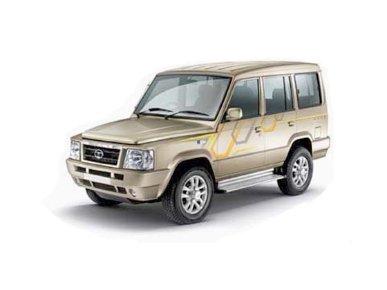 TATA Sumo Gold Photos, Price