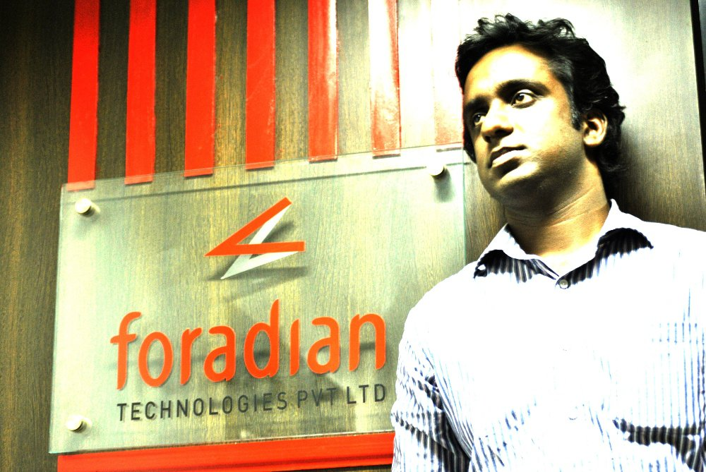 Foradian Technologies Logo - Founder