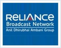 Reliance Broadcast Network Logo