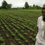 Mobile Penetration in India - Farmer on Mobile