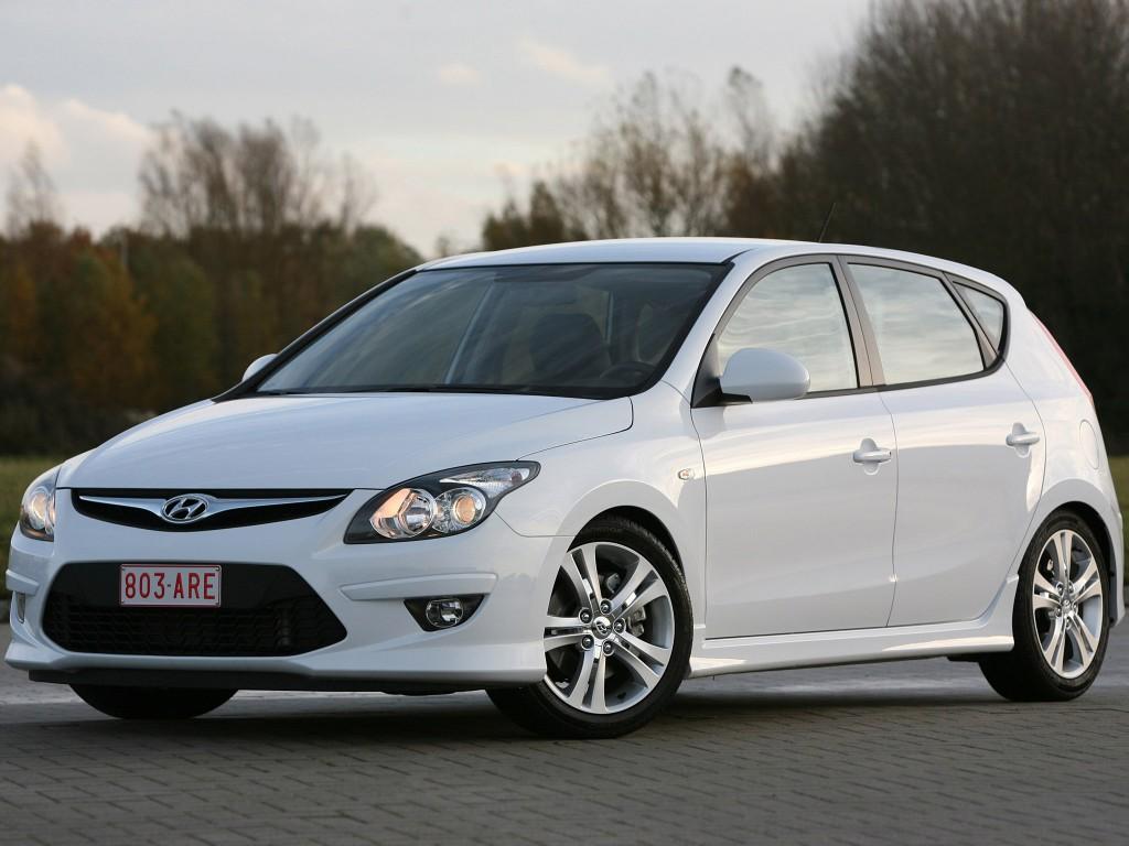 New Hyundai i20 iGen Pictures