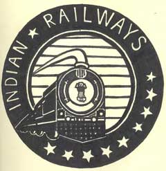Old Indian Railways Logo