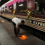 Maharaja Express - When Will all Indian Trains look like this?