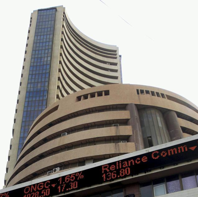 Sensex Dropped 162 Points On Global Cues Doubt In