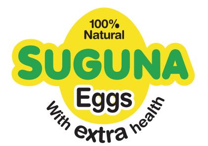 Suguna Eggs Logo
