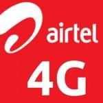 Airtel 4G Logo