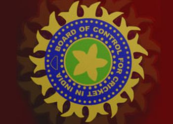 BCCI Logo - Board of cricket control in India