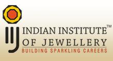 IIJ Logo - Indian Institute of Jewellery