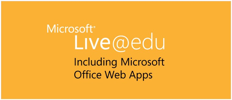 Microsoft Live at Edu