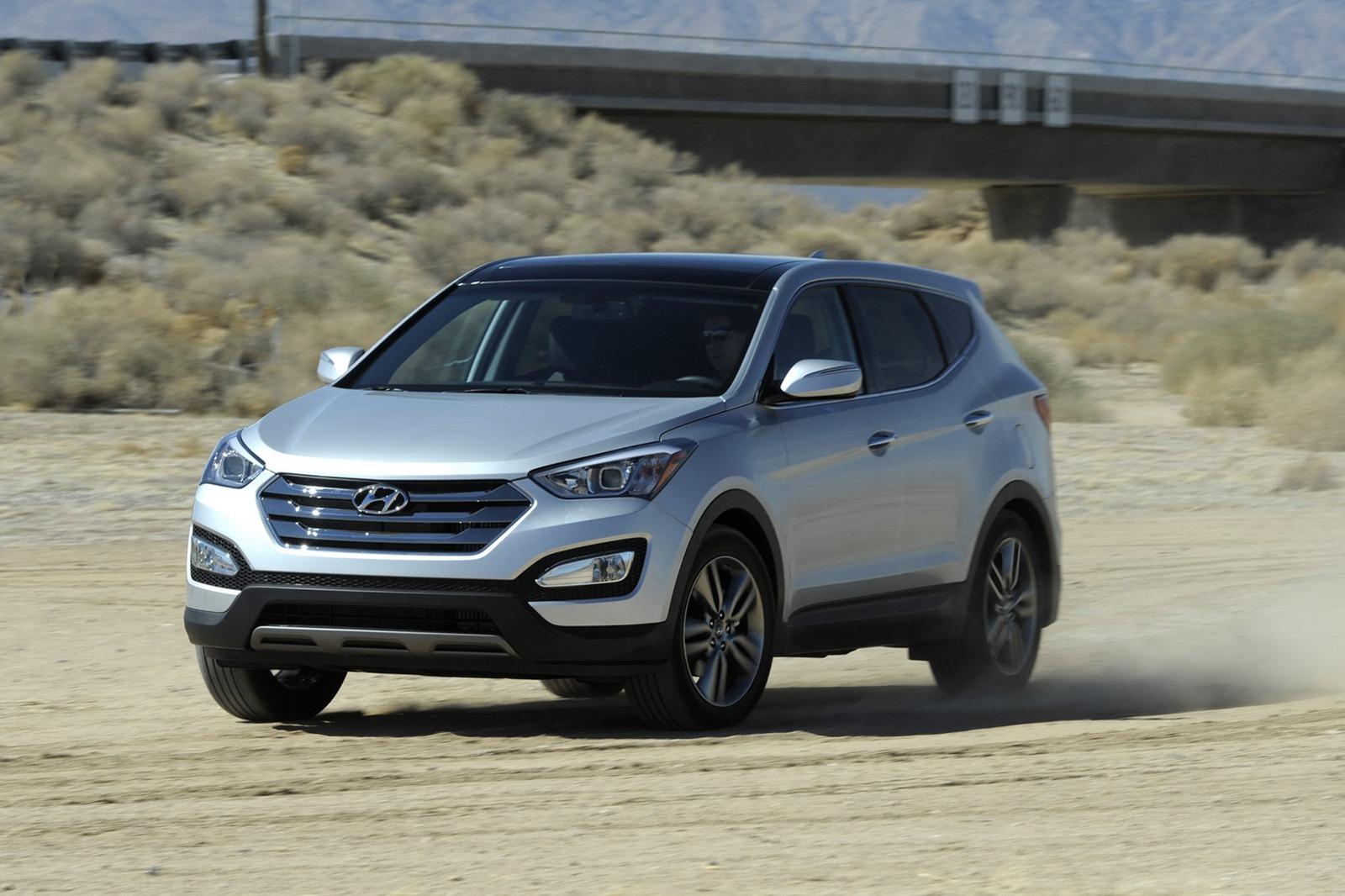 Hyundai To Launch Santa Fe 2013 Edition