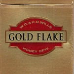 Gold Flake Logo