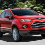 Ford Ecosport front view, specs, pictures