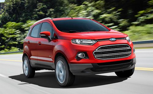 ford ecosport suv specs pictures india us price features. Black Bedroom Furniture Sets. Home Design Ideas