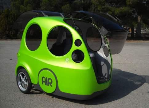 TATA MDI Air Car