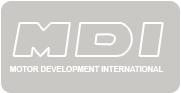 MDI England Luxemberg Logo