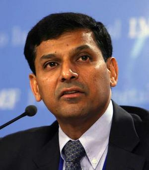 Raghuram Rajan - Chief Economic Advisor