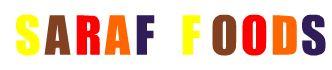 Saraf Foods Logo
