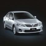 Toyota Corolla Altis Aero Petrol - Pictures