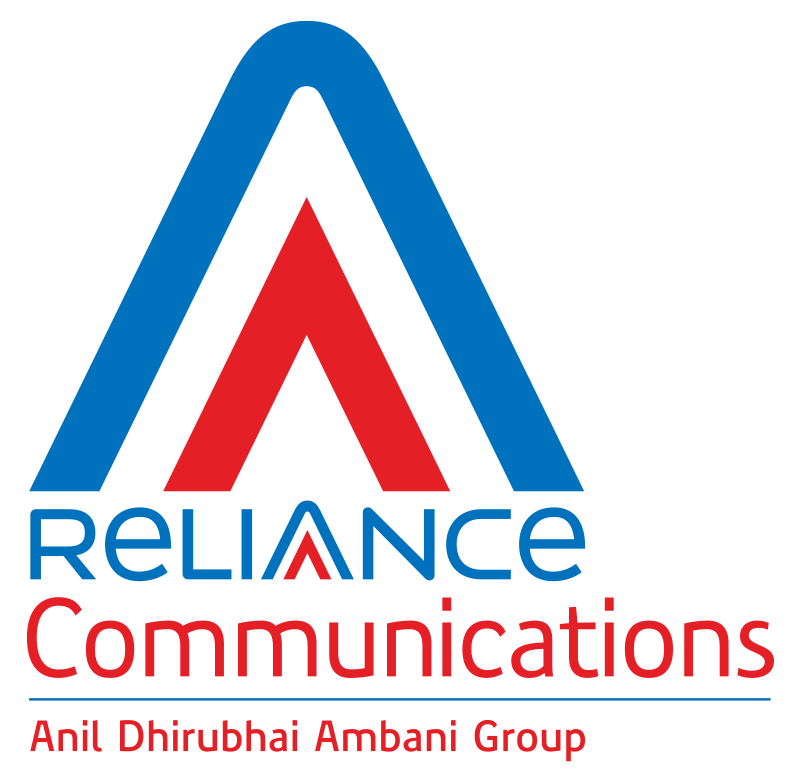 Reliance Communications RCOM Logo