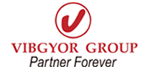 Vibgyor Group Logo Housing