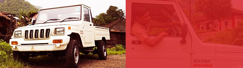 New Bolero Maxi Truck