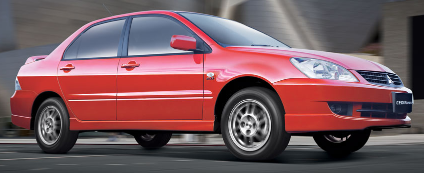 Mitsubishi Cedia Select 2012