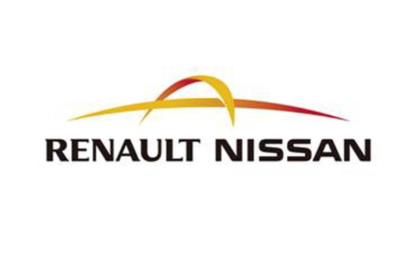 Nissan Renault Logo