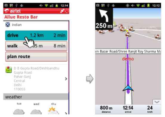 Airtel SmartDrive App - With Voice Navigation & Traffic Updates