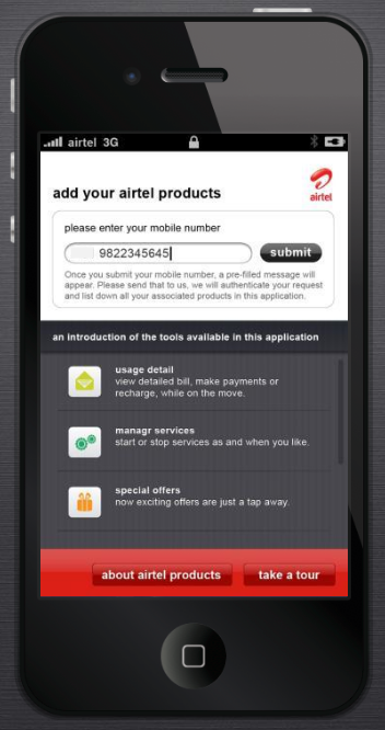 """Airtel Launches """"My Airtel"""" Mobile App To Let Customers Manage Bills"""