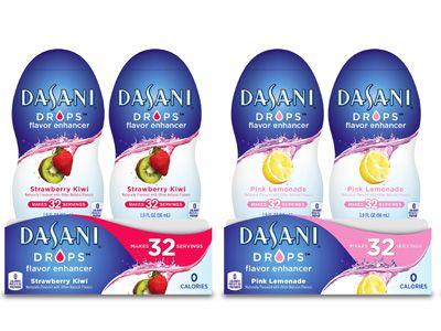 Coca Cola Dasani Drops Logo / Picture