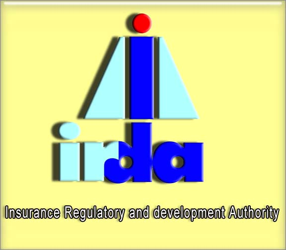 IRDA Logo - Indian Regulatory & Development Authority