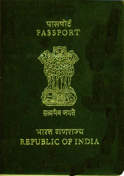 India Passport Picture