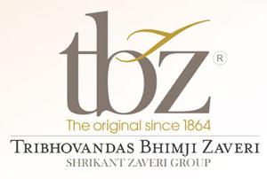 TBZ Tribhovandas Bhimji Zaveri Logo