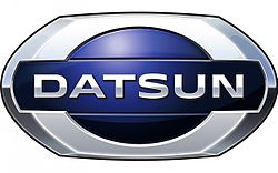 Datsun India Cars Logo
