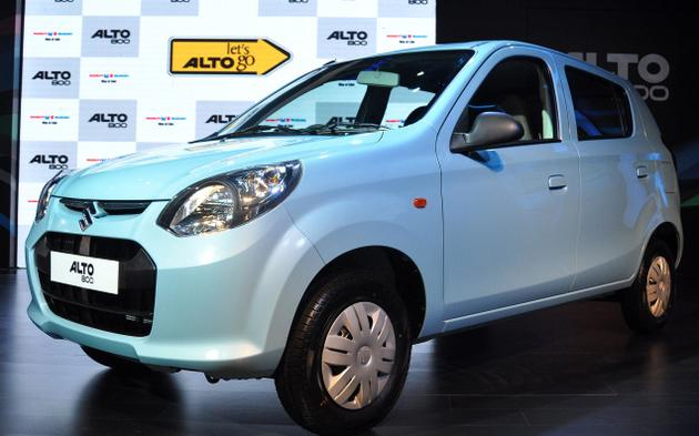 Maruti Alto 800 Car Images