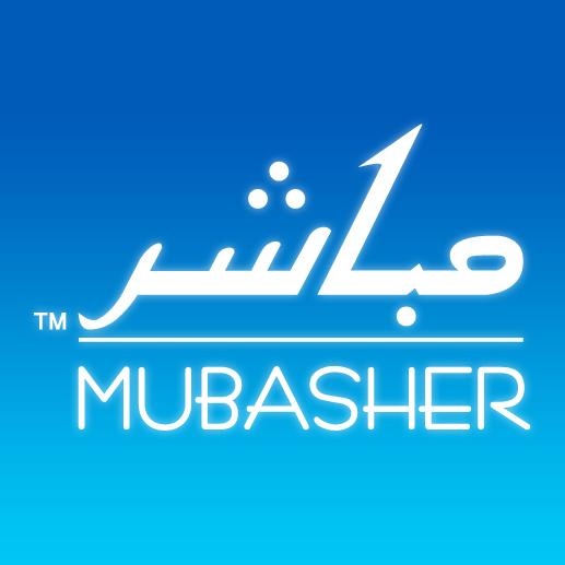 Mubasher Finance Logo