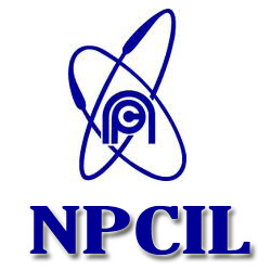 NPCIL Logo Nuclear Power Corporation of India
