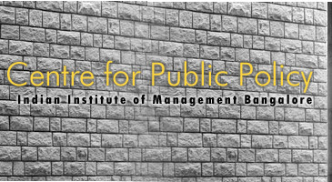 IIM-B Center For Public Policy