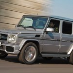 2013 Mercedes Benz G63 AMG India Pictures